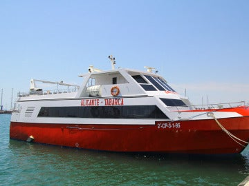 Ferry Alicante-Tabarca