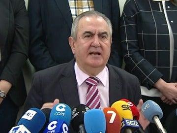 Frame 2.979497 de: El PSOE presenta en la Asamblea Regional una moción de censura contra el presidente murciano