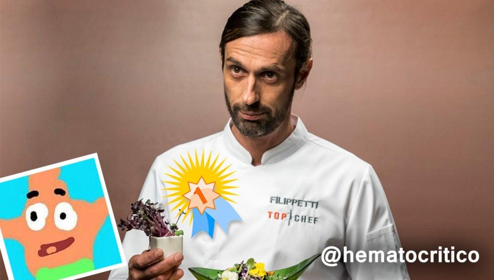 """""""Por favor, que gane Filippetti"""" por @hematocritico"""