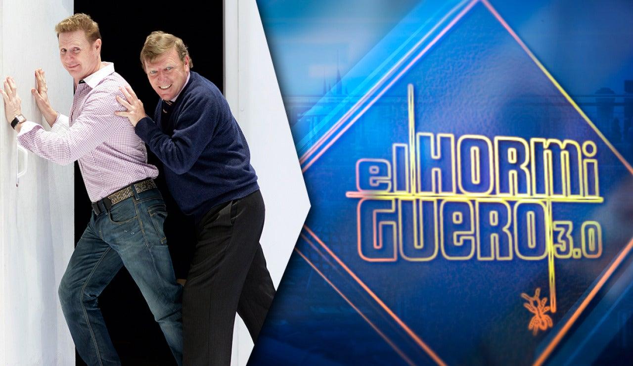Los Morancos cierran el mes de marzo en 'El Hormiguero 3.0'
