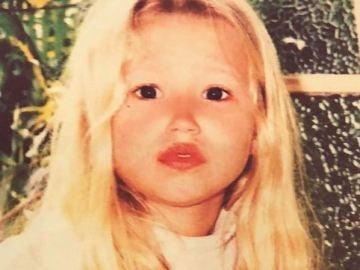 Iggy Azalea de niña