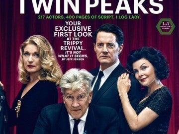 Tercera temporada'Twin Peaks'