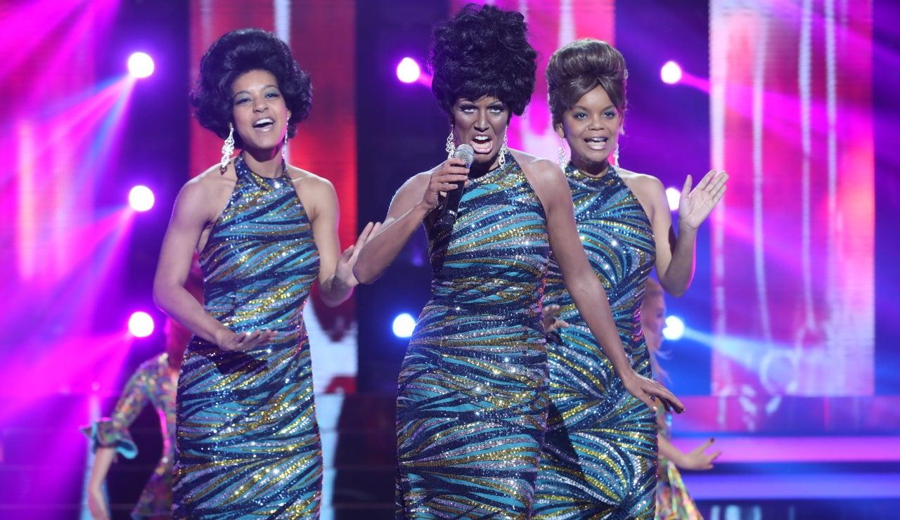 Roko, pura elegancia y ritmo como Diana Ross & The Supremes con 'The happening'