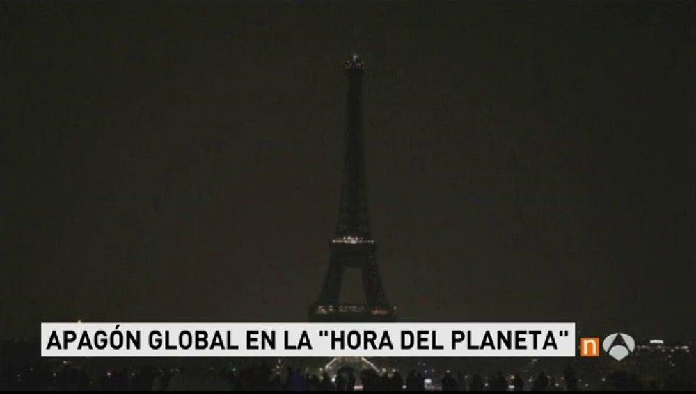 ANTENA 3 TV | El mundo apaga la luz durante una hora para luchar ...