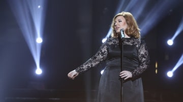 Bárbara Redondo enciende el escenario con su actuación 'Rolling in the deep', transformada en Adele