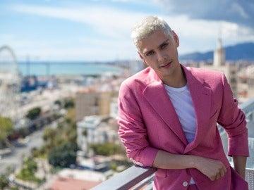 Eduardo Casanova presenta 'Pieles' en Málaga