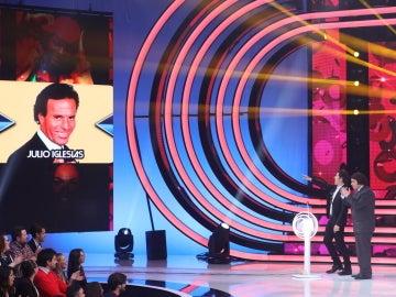 Julio Iglesias, Britney Spears y Juanes, las imitaciones de la cuarta gala de 'Tu cara no me suena todavía'