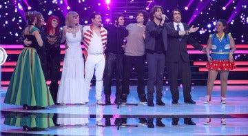Raúl Ogalla gana la tercera gala de 'Tu cara no me suena todavía'