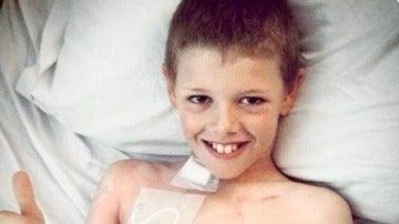 Deryn consigue curarse de dos cánceres gracias a la marihuana