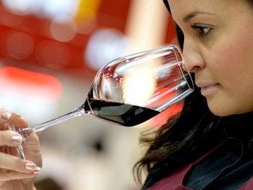 Catadores de vino