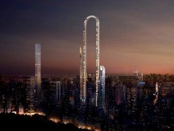 """El 'Big Bend', el edificio """"más largo"""" del planeta"""