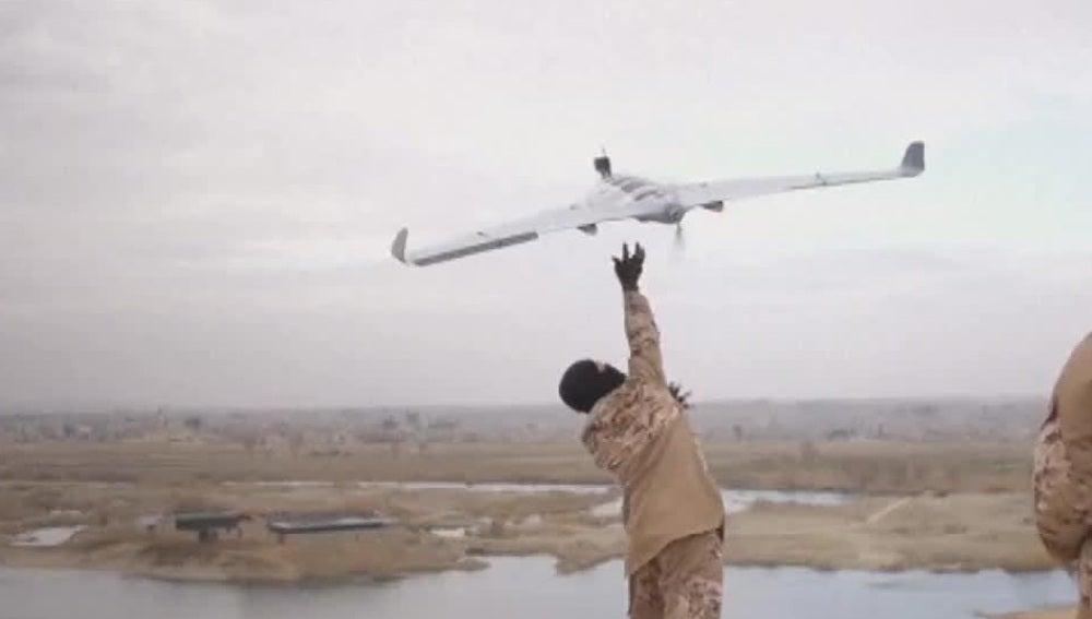 Aumenta el número de ataques con drones en Irak