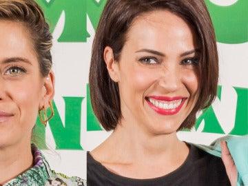 María León y Nerea Garmendia sorprenden vestidas de novia, ¿habrá boda en 'Allí Abajo'?