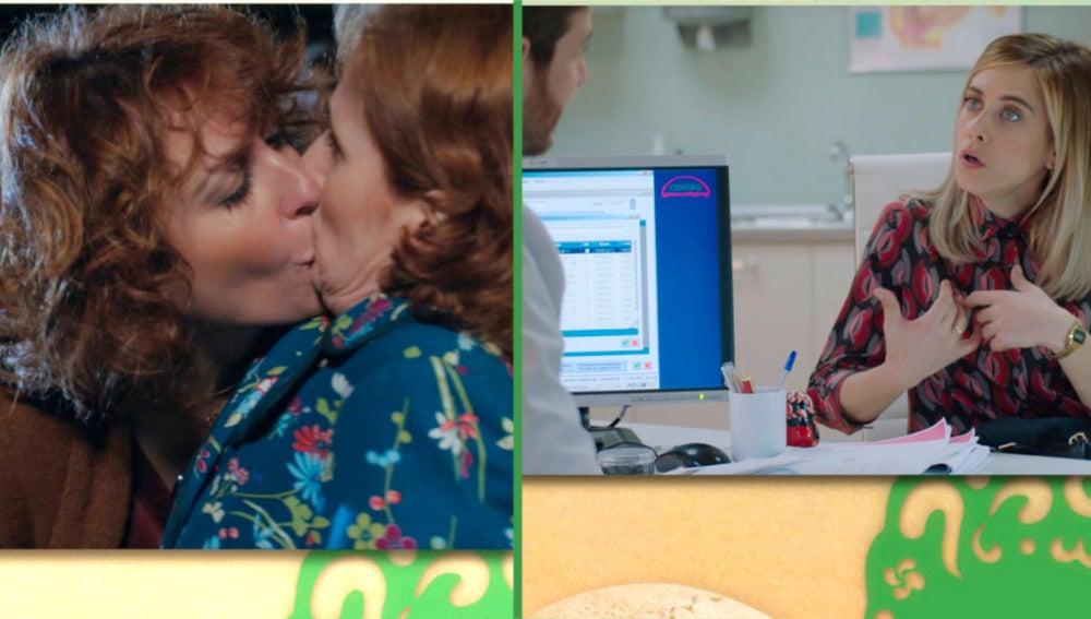 Carmen, la nueva enfermera de Horacio y la atracción de Celia hacía Dolores