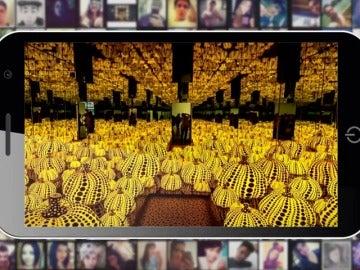 Frame 16.749303 de: Se cargan una pieza de una instalación valorada en 850 mil euros al hacerse un selfie