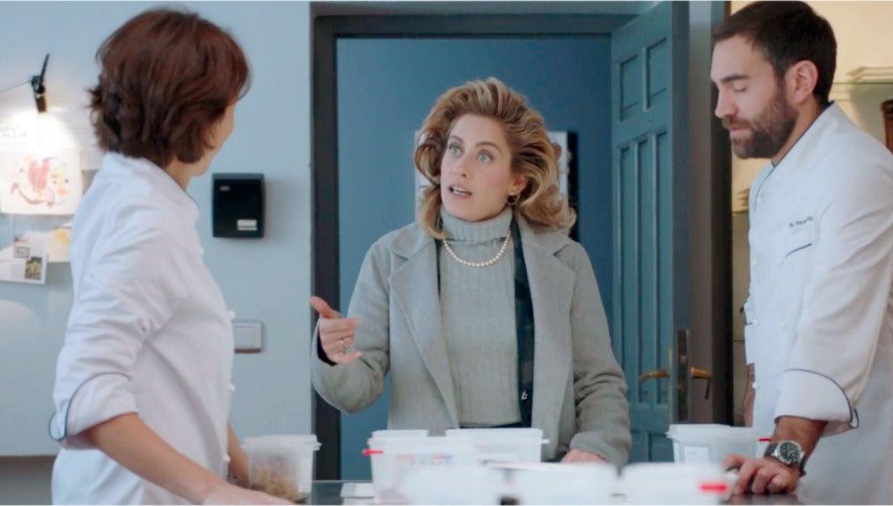Carmen, una vasca de manual que no se fía de 'chochone'