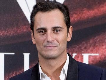 El actor Asier Etxeandía