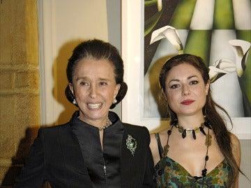 Carla Figueroa, la nieta de la condesa de Romanones