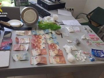 6 detenidos por delito contra la salud pública