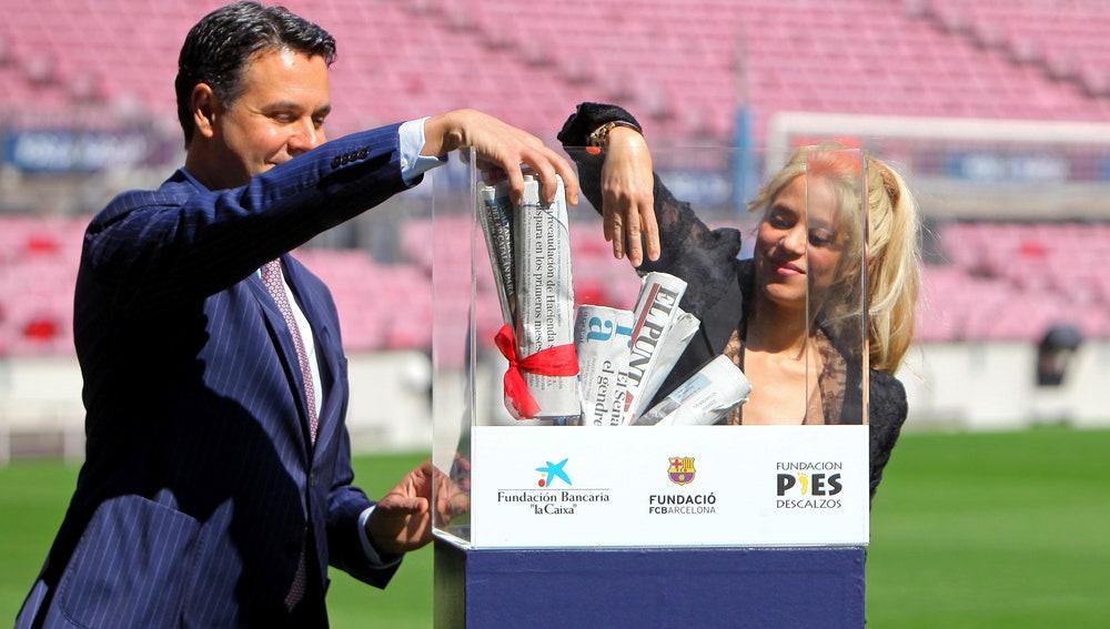 Shakira vuelve a demostrar su compromiso con su tierra natal, Barranquilla