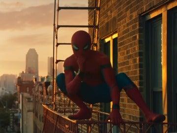 Fotograma de 'SpiderMan: Homecoming'