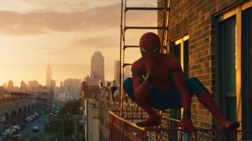 Fotograma de 'SpiderMan: Homecoming'