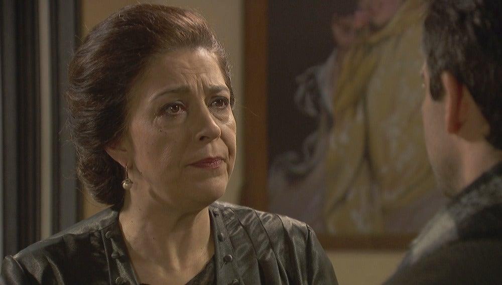 Carmelo y Francisca, aliados contra Cristóbal Garrigues