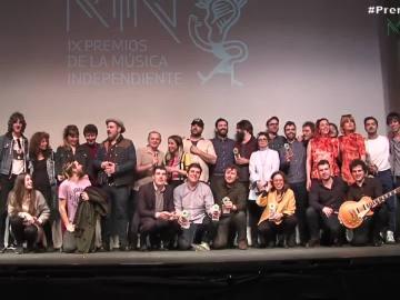 Gala IX Premios MIN