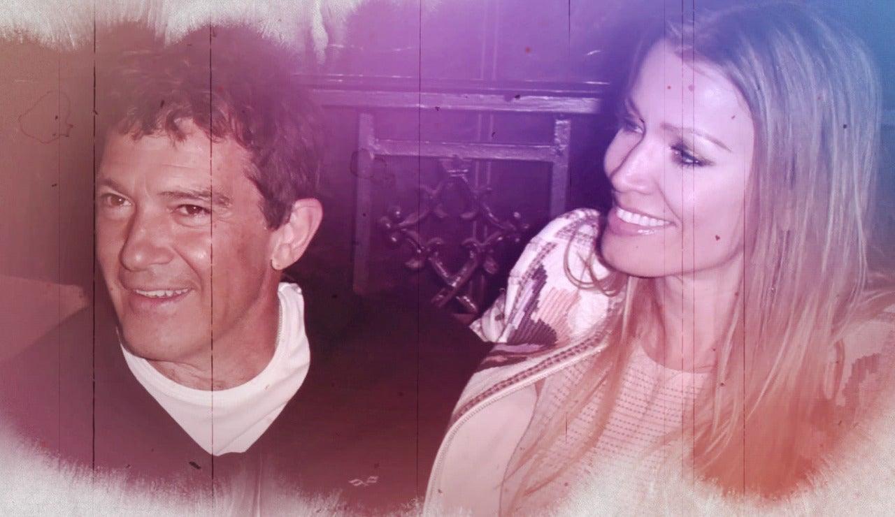 """Antonio Banderas nos cuenta cómo es su vida con Nicole: """"Estoy enamorado hasta las trancas"""""""