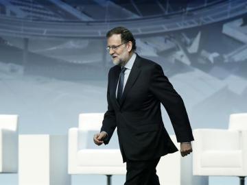 Rajoy, en Cataluña
