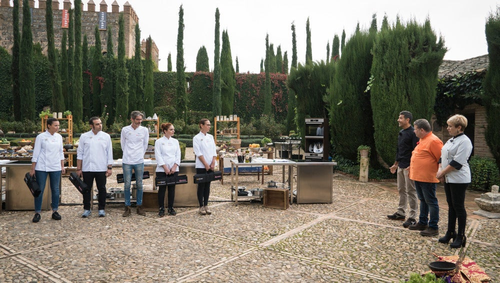 Los ex concursantes vuelven a 'Top Chef' con más fuerza que nunca