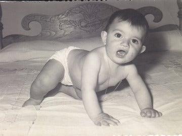 Antonio Banderas antes de sus primeros pasos