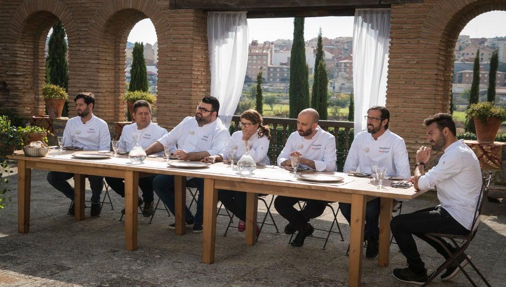 La última cena de Judas: Federico Filippetti