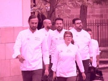 Los concursantes cocinarán en casa de los espectadores de 'Top Chef'
