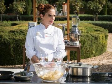"""Melissa: """"Para mí la cocina es mi mujer, mi hijo, mi marido… lo es todo"""""""