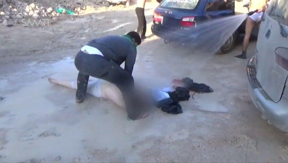 """Frame 7.334128 de: La ONU exige como """"imperativo"""" que los autores del ataque químico en la provincia siria de Idleb sean juzgados"""