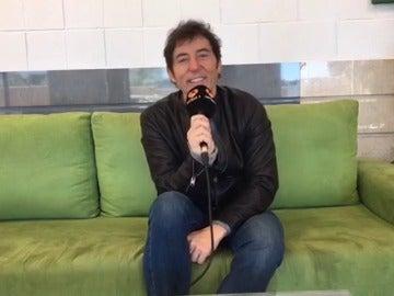 """Frame 0.0 de: Manel Fuentes: """"Enseñaré la tableta en esta edición"""""""
