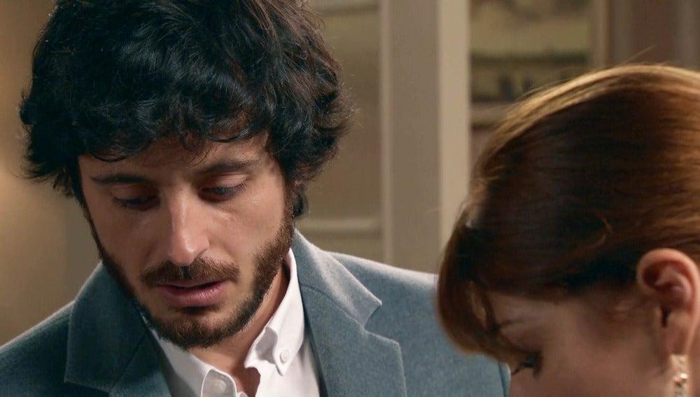 Nuria echa de casa a Jaime porque ya no cree en el amor