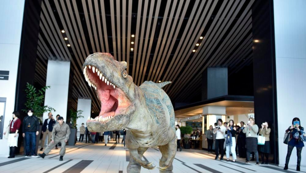Dinosaurios (Archivo)