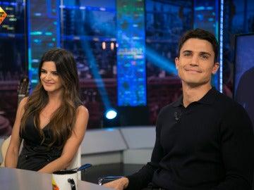 Álex González elogia a Clara Lago tras someterse a un duro entrenamiento