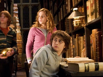 Fotograma de 'Harry Potter'