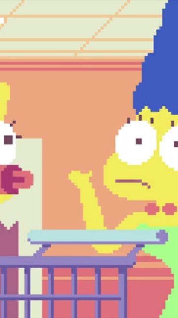 Frame 23.874844 de: Recopilamos las cabeceras más divertidas de 'Los Simpson'