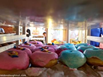 Donuts de Voodoo Doughnuts