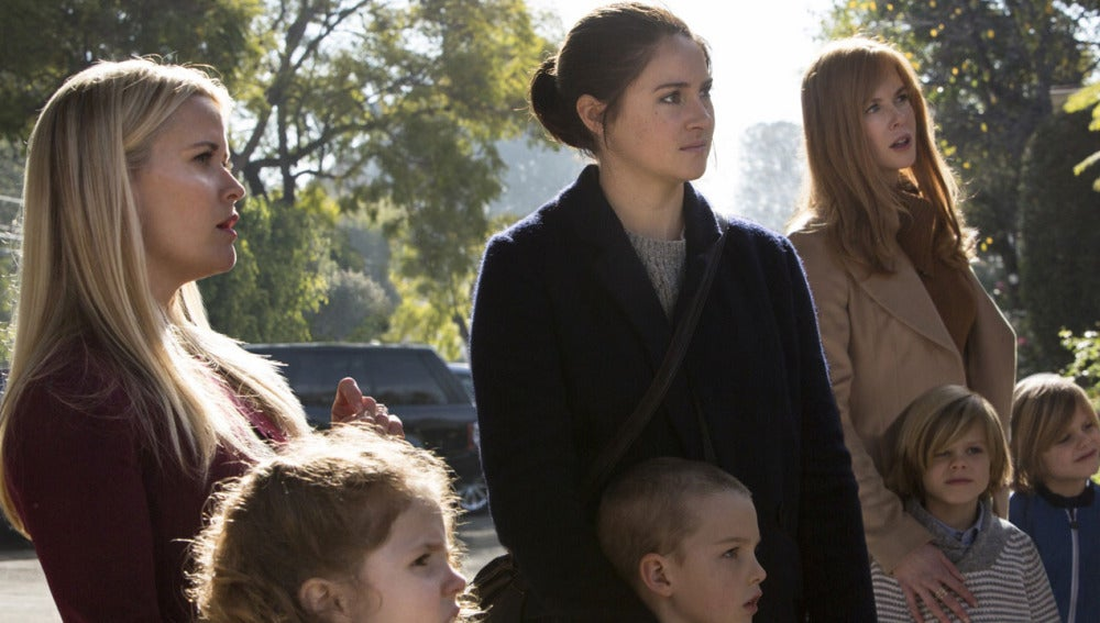 Las protagonistas de 'Big Little Lies'