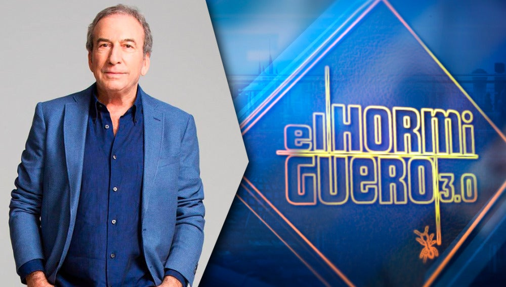 José Luis Perales presenta su nuevo disco el miércoles en 'El Hormiguero 3.0'