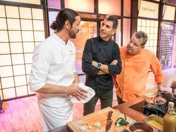 Filippetti se corona como el cocinero 'humilde'