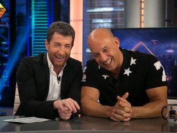 Las costumbres españolas que más le gustan a Vin Diesel