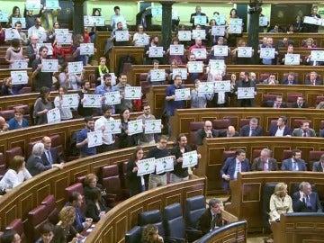Frame 3.564445 de: Debate sobre las sanciones que ampara el reglamento del Congreso de los Diputados y su actualización