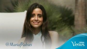 Frame 11.725875 de: Sí, María F. Rubíes ya lo sabe. Puedes tomar el sol sin problema antes y después de depilarte