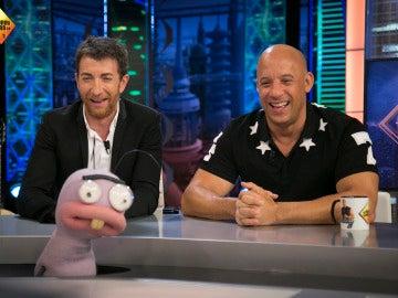La vista de línce de Vin Diesel impresiona a Trancas y Barrancas